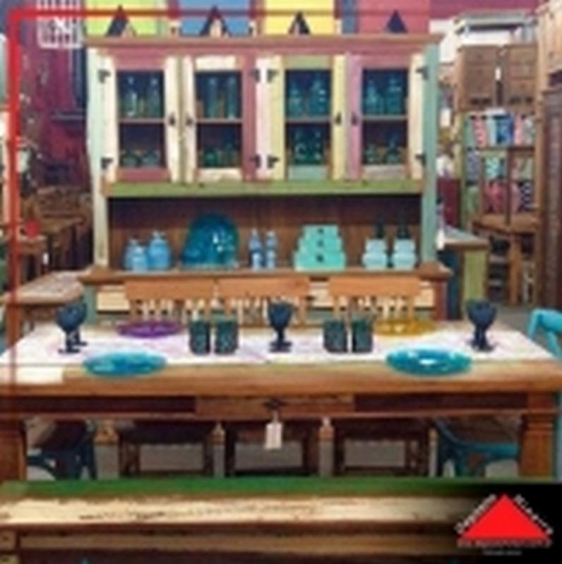 Empresa de Mesa de Jantar de Madeira Rústica Bela Cintra - Mesa de Jantar Madeira Rústica
