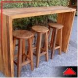 aparador madeira rústica valores Vila Sônia