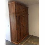 armários de cozinha feito de madeira Vila Carrão