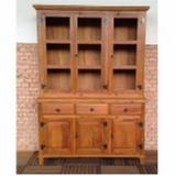 armários para cozinha de madeira de demolição Anália Franco
