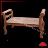 banco madeira rústico Arujá