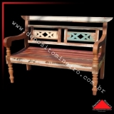 comprar banco rústico de madeira Tucuruvi