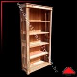 estante de madeira para sala