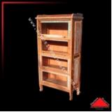 estante de madeira para sala orçamento Imirim