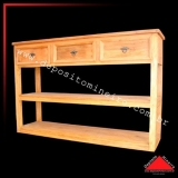 onde comprar aparador de madeira maciça Santa Cecília