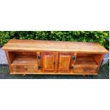 orçamento de rack de madeira para sala Freguesia do Ó