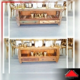 valor de rack de madeira de demolição Vila Leopoldina