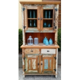 venda de armário de madeira de parede Cantareira